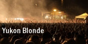 Yukon Blonde tickets