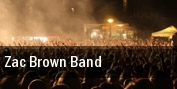 Zac Brown Band Burgettstown tickets
