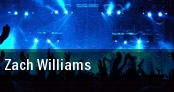 Zach Williams Bowery Ballroom tickets
