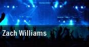 Zach Williams Bowery Ballroom tickets