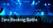 Zero Booking Battle Mount Clemens tickets