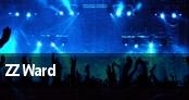 ZZ Ward Tampa tickets