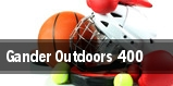 Gander Outdoors 400 tickets