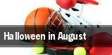 Halloween in August tickets
