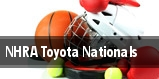NHRA Toyota Nationals tickets