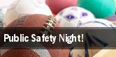 Public Safety Night! tickets