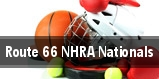 Route 66 NHRA Nationals tickets