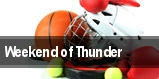 Weekend of Thunder tickets