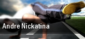 Andre Nickatina Middle East tickets
