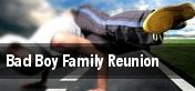 Bad Boy Family Reunion Wells Fargo Center tickets