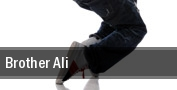 Brother Ali The Croft tickets