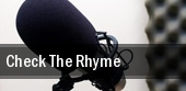 Check the Rhyme East Rutherford tickets