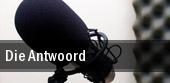 Die Antwoord Metro Smart Bar tickets