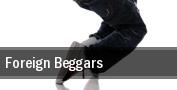 Foreign Beggars Bluebird Nightclub tickets