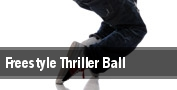 Freestyle Thriller Ball tickets