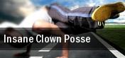 Insane Clown Posse Detroit tickets