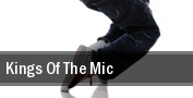 Kings Of The Mic New Jersey Performing Arts Center tickets