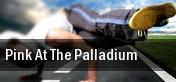 Pink At The Palladium tickets