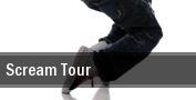 Scream Tour Chicago tickets