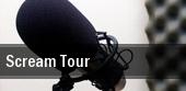 Scream Tour Houston tickets