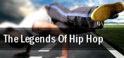 The Legends Of Hip Hop Arena At D. Taft University Center tickets