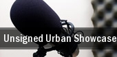Unsigned Urban Showcase Buckhead Theatre tickets