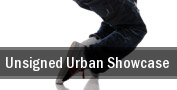 Unsigned Urban Showcase tickets