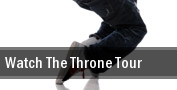 Watch The Throne Tour Zurich tickets