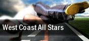 West Coast All Stars Las Vegas tickets