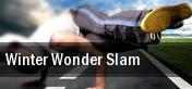 Winter Wonder Slam Selland Arena tickets