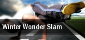 Winter Wonder Slam Universal City tickets