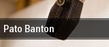 Pato Banton House Of Blues tickets