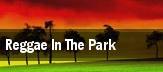 Reggae In The Park tickets