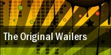The Original Wailers The Chance Theater tickets