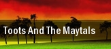 Toots and the Maytals Tampa tickets