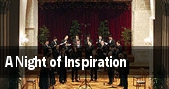 A Night of Inspiration New York tickets