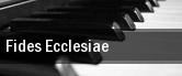 Fides Ecclesiae tickets