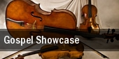 Gospel Showcase tickets