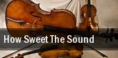 How Sweet The Sound Fedex Forum tickets