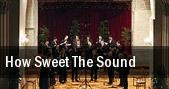 How Sweet The Sound Wells Fargo Center tickets