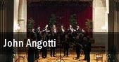 John Angotti tickets