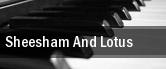 Sheesham and Lotus Horizon Stage tickets