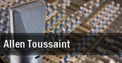 Allen Toussaint New Orleans tickets