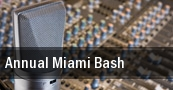 Annual Miami Bash Bankunited Center At UM tickets