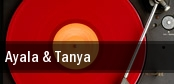 Ayala & Tanya Turning Stone Resort & Casino tickets