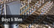 Boyz II Men Anaheim tickets