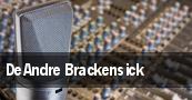 DeAndre Brackensick tickets