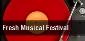 Fresh Musical Festival Cajundome tickets
