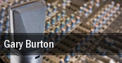 Gary Burton Confederation Park tickets