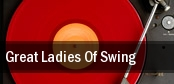 Great Ladies of Swing tickets